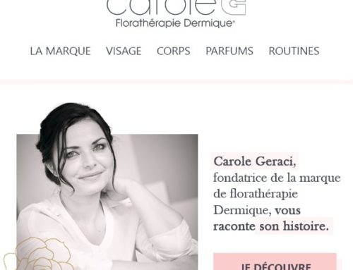 Newsletter – Carole G